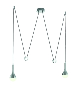 Drops LED Hanglamp LifeStyle by Trio Leuchten 327910205