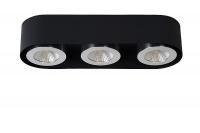 RADUS plafondlamp zwart by Lucide 33160/15/30