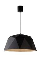 GEOMETRY hanglamp zwart by Lucide 37404/60/30