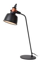 TJOLL bureaulamp zwart by Lucide 37603/01/30