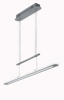 MODENA LED Hanglamp Nikkel mat by Trio Leuchten 376810107