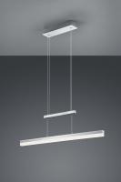 CALVARO LED Geborsteld aluminium Trio Leuchten 377690105