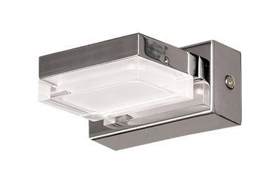 Design Wandverlichting Badkamer : Senza led design badkamer wandlamp b wandlampen wandlampen