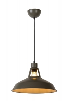 BRASSY-BIS hanglamp taupe by Lucide 43401/31/41