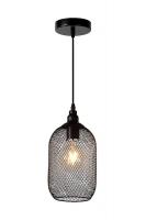 MESH hanglamp zwart by Lucide 43404/15/30