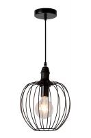 MESH hanglamp zwart by Lucide 43405/25/30