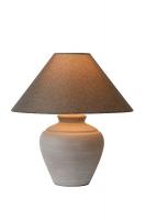BONJO tafellamp grijs by Lucide 44500/81/36