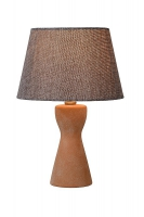 TURA tafellamp taupe by Lucide 44502/81/41