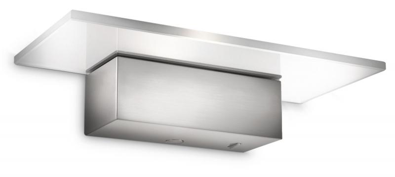 outlet laatste showroom model matrix wandlamp rvs instyle by philips 45579 17 16 outlet modern. Black Bedroom Furniture Sets. Home Design Ideas