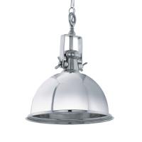 GRANTHAM hanglamp chroom by Eglo 49179