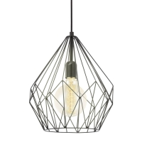 CARLTON hanglamp Vintage by Eglo 49257