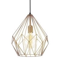 CARLTON hanglamp Vintage by Eglo 49258