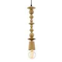 AVOLTRI hanglamp eiken by Eglo 49369