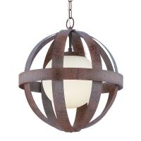 WESTBURY 1 hanglamp roestkleurig by Eglo 49629