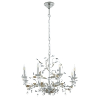 FLITWICK 1 hanglamp zilver by Eglo 49829