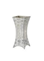 FARINA Tafel- & vloerlampen Antiek grijs Trio Leuchten 502500161