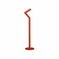 NICK-KNACK DESIGN FLOORLAMP RED Lirio by Philips 42251/32/LI