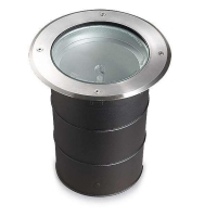 GEA grondspot RVS by LEDS-C4 Outdoor 55-9187-CA-37