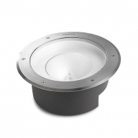 GEA grondspot RVS by Leds-C4 Outdoor 55-9486-CA-37