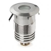 GEA grondspot aluminium by Leds-C4 Outdoor 55-9621-54-CL