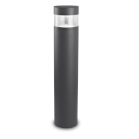 NEWTON tuinpaal antraciet by Leds-C4 Outdoor 55-9791-Z5-CL