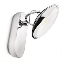 LUCIANO LED Chrome RoomStylers by Philips 56390/11/13