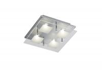 Serie 6277 LED Plafondlamp Trio Leuchten 627910406