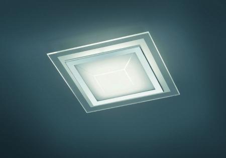 Pyramid led plafondlamp lifestyle by trio leuchten