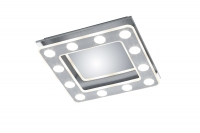 BASEL LED Plafondlamp LifeStyle by Trio Leuchten 673111206