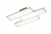 DENVER LED Plafondlamp LifeStyle by Trio Leuchten 679612807