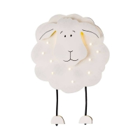 Kids kinderlamp Wit by Steinhauer 6858W