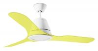 TIGA ventilator geel-groen by LaCreu 30-3249-CF-M1 + 71-4867-24-24