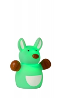 COLOR ZOO KANGAROO LED children's lamp by Lucide 71552/21/33