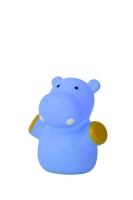 COLOR ZOO HIPPO LED children's lamp by Lucide 71556/21/35