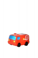 FIRE ENGINE LED children's lamp by Lucide 71557/21/32