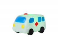 AMBULANCE LED children's lamp by Lucide 71560/21/31