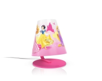Princess table lamp pink by Philips 717642816