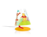Winnie The Pooh table lamp yellow by Philips 717643416