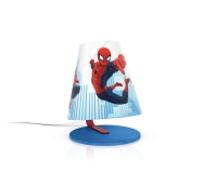 Spider-Man table lamp blue by Philips 717644016