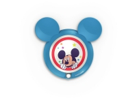 Mickey wall lamp blue by Philips 717663016