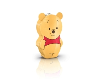 Winnie The Pooh flashlight yellow by Philips 717673416