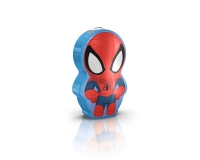 Spider Man flashlight blue by Philips 717674016