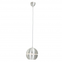 SOLAR moderne hanglamp Staal by Steinhauer 7534ST