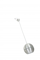 SOLAR moderne hanglamp Staal by Steinhauer 7535ST