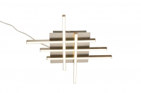 CEILING AND WALL moderne plafondlamp Staal by Steinhauer 7539ST
