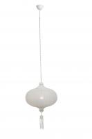 LUMINATA oosterse hanglamp Wit by Steinhauer 7544W