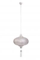 LUMINATA oosterse hanglamp Zilver by Steinhauer 7544ZI