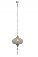 PHOTONA oosterse hanglamp Grijs by Steinhauer 7545GR