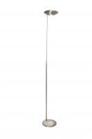 TAMARA klassieke vloerlamp Staal by Steinhauer 7555ST