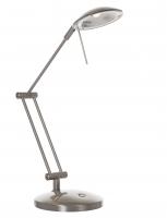 TAMARA klassieke tafellamp Staal by Steinhauer 7558ST